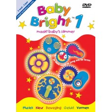 Baby Bright 1 - Maakt baby's slimmer (DVD)