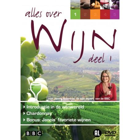 Alles over Wijn - deel 1 (DVD)