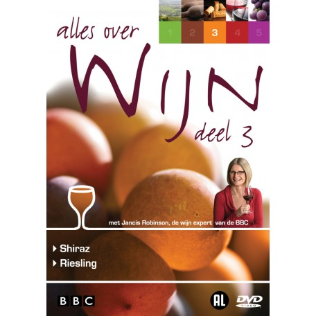 Alles over Wijn - deel 3 (DVD)