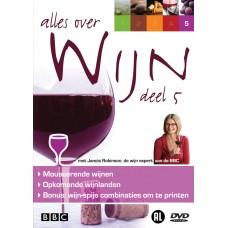 Alles over Wijn - deel 5 (DVD)