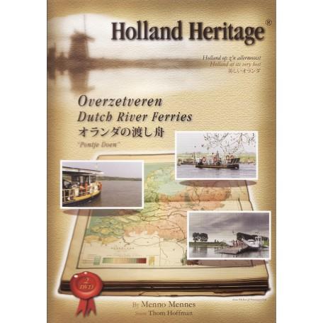Holland Heritage - Overzetveren / Pontjes in Nederland (2DVD)