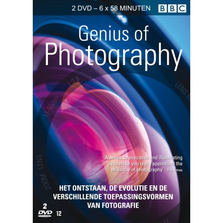 Genius of PHOTOGRAPHY - BBC (2DVD)