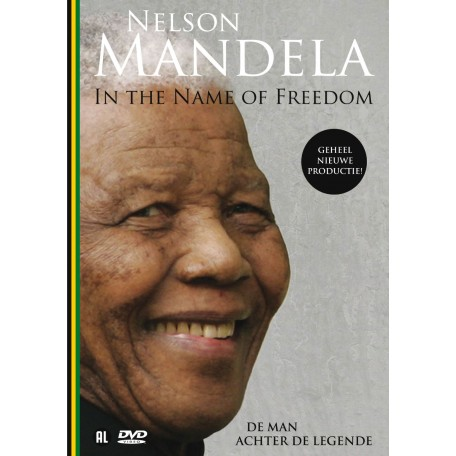 Nelson Mandela - In the name of Freedom (DVD)