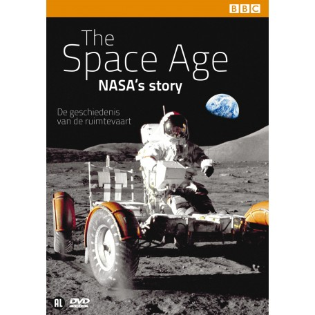 Space Age - NASA story BBC (2DVD)