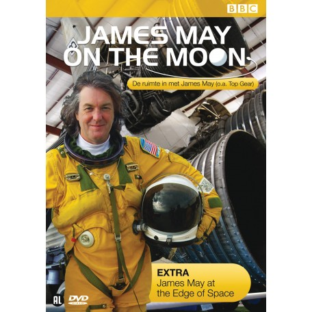 James May on the Moon BBC (DVD)