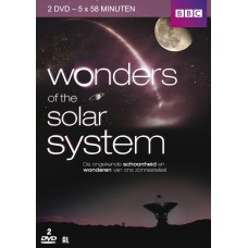 WONDERS OF THE SOLAR SYSTEM (2DVD)