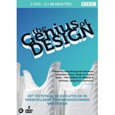 GENIUS OF DESIGN BBC (2DVD)