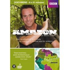AMAZON met Bruce Parry BBC (2DVD)