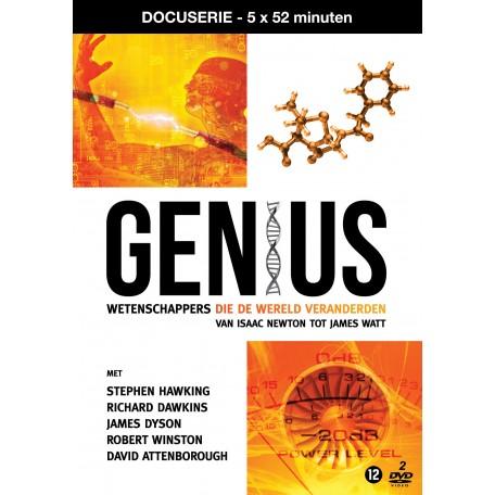 GENIUS - Wetenschappers die de wereld veranderden (2DVD)