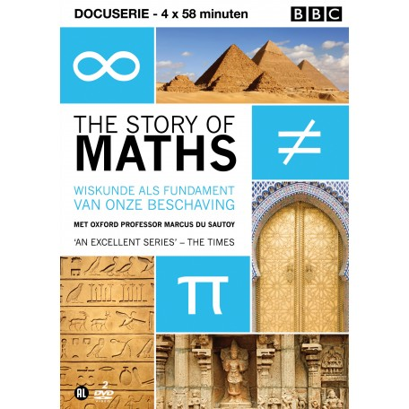 THE STORY OF MATHS BBC (2DVD)