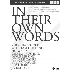 Great Writers In their own Words (2DVD)