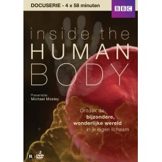 Inside the HUMAN BODY BBC (2DVD)