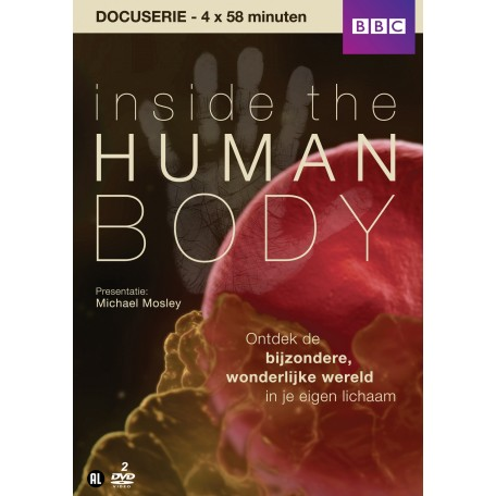 Inside the HUMAN BODY BBC (2DVD)