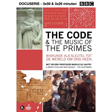 The Code and Music of the Primes BBC (2DVD)