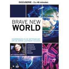 BRAVE NEW WORLD met Stephen Hawking (2DVD)
