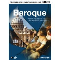 BAROQUE, Reizen door de Kunstgeschiedenis (2DVD)