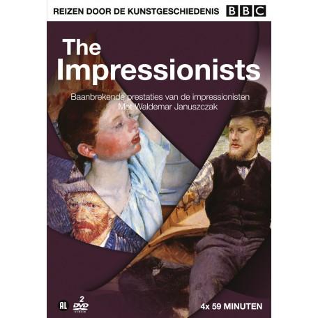 IMPRESSIONISTS - Reizen door de kunstgeschiedenis (2DVD)