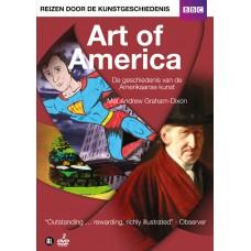 The Art of America BBC (2DVD)