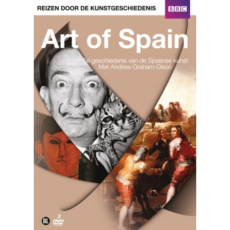 The Art of Spain BBC (2DVD)
