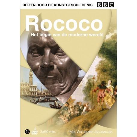 Rococo, het begin van de moderne wereld (2DVD)