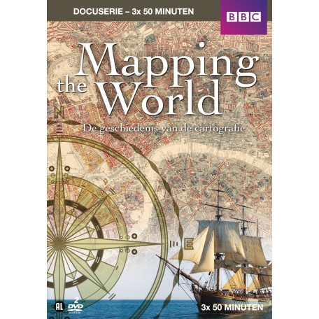 Mapping the World - Geschiedenis van de cartografie (2DVD)