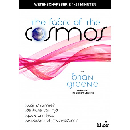 Fabric of the Cosmos - Brian Greene (2DVD)