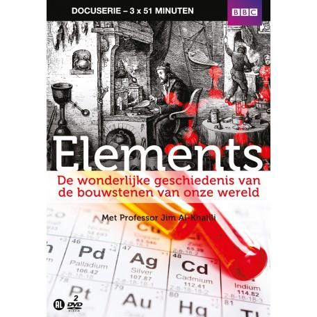 Elements - Geschiedenis van de bouwstenen van onze wereld (2DVD)