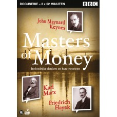 MASTERS OF MONEY (2DVD)