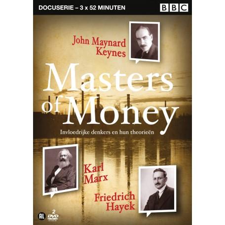 MASTERS OF MONEY (2DVD)