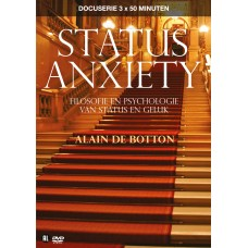 Status Anxiety - Alain de Botton (DVD)