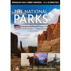 The National Parks (4DVD)