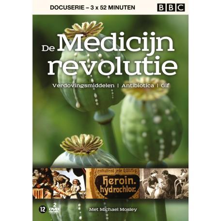 De Medicijnrevolutie BBC (2DVD)