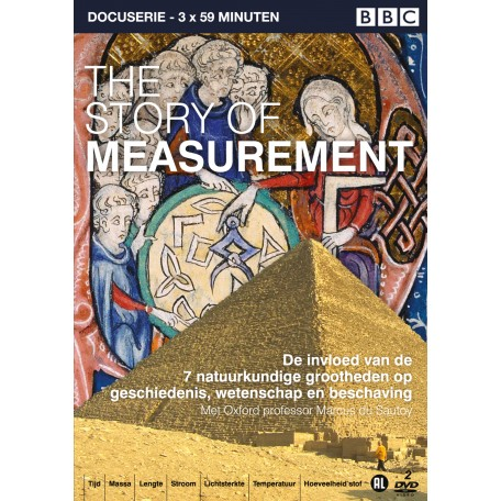 The Story of Measurement (2DVD)