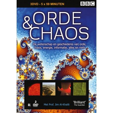 ORDE en CHAOS (3DVD)