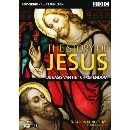 The Story of Jesus BBC (2DVD)