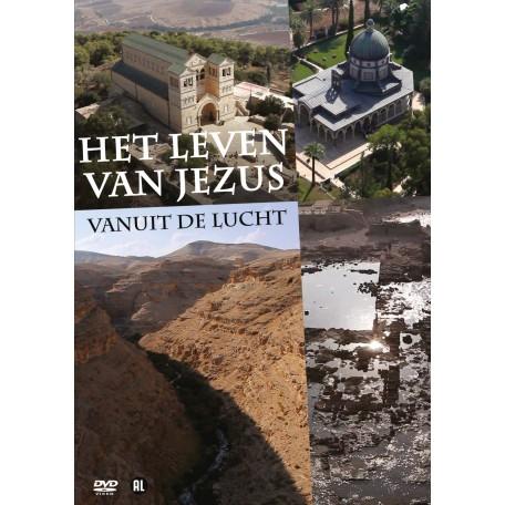 Het Leven van Jezus vanuit de lucht (DVD)