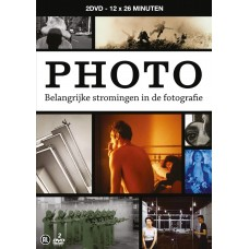 PHOTO Belangrijke stromingen in de fotografie (2DVD)