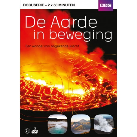 De Aarde in Beweging BBC (2DVD)