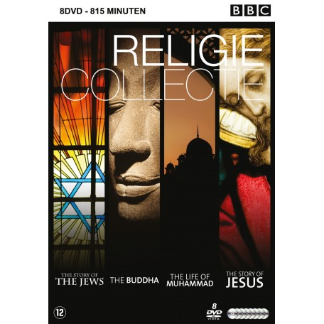 RELIGIE COLLECTIE (8DVD)