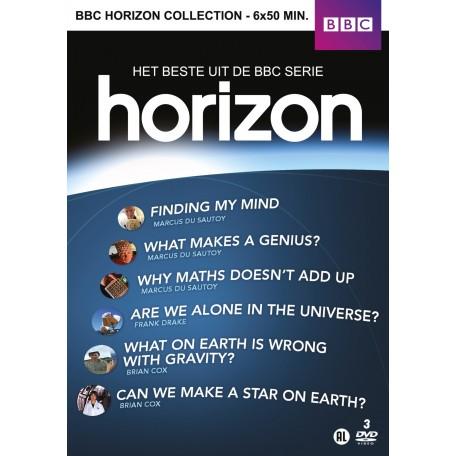 BBC Horizon Collection 1 (3DVD)