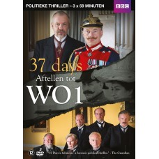 37 DAYS - Aftellen tot WO1 BBC (2DVD)