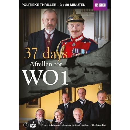 37 DAYS - Aftellen tot WO1 BBC (2DVD)