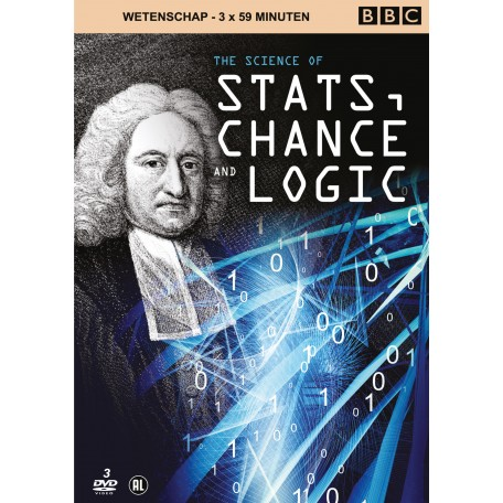 The Science of Stats, Chance and Logic BBC (3DVD)