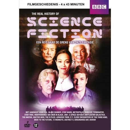 The Real History of Science Fiction (2DVD)