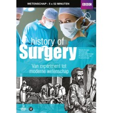 History of Surgery BBC (2DVD)
