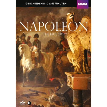 NAPOLEON The True Story (2DVD)