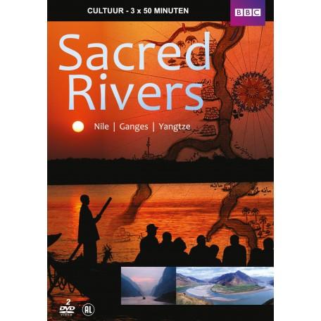 SACRED RIVERS NILE, GANGES, YANGTZE (2DVD)