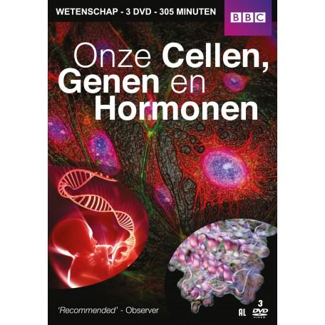 Onze Cellen, Genen en Hormonen BBC (3DVD)