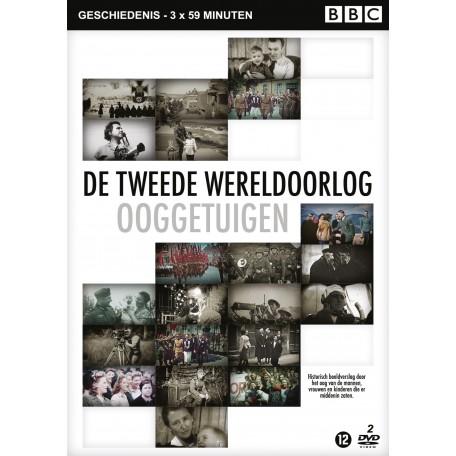 Tweede Wereldoorlog Ooggetuigen BBC (2DVD)