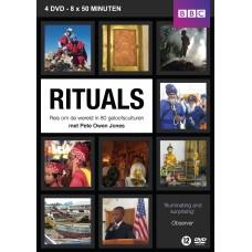 RITUALS - Reis om de wereld in 80 geloofsculturen (4DVD)